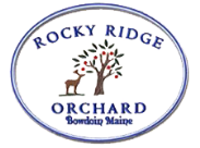 Rocky Ridge Apple Orchard Bowdoin Maine