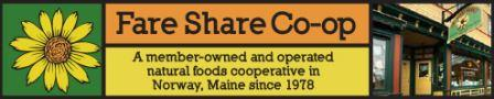 Fair Share Co-op Norway Maine