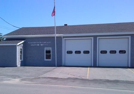 Cutler, Maine Post Office